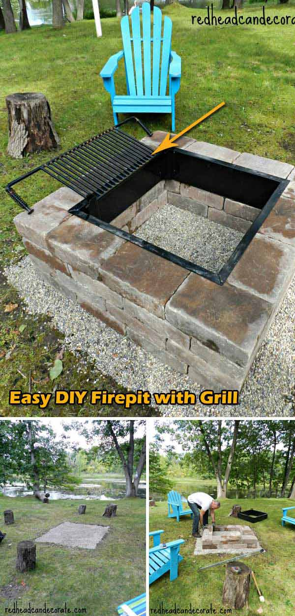 30 Backyard Fire Pit Ideas To Inspire You Page 30 Of 30 Gardenholic