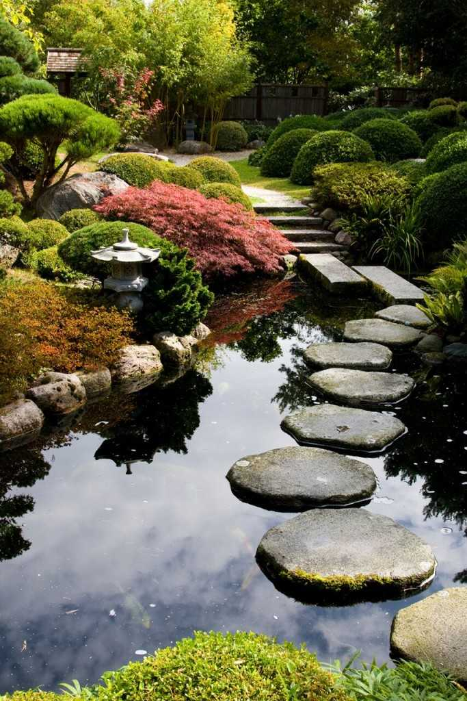 35 Fascinating Japanese Garden Design Ideas - Click on image to see more.