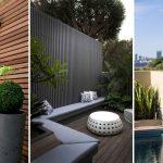Backyard & Garden Fence Decor Ideas