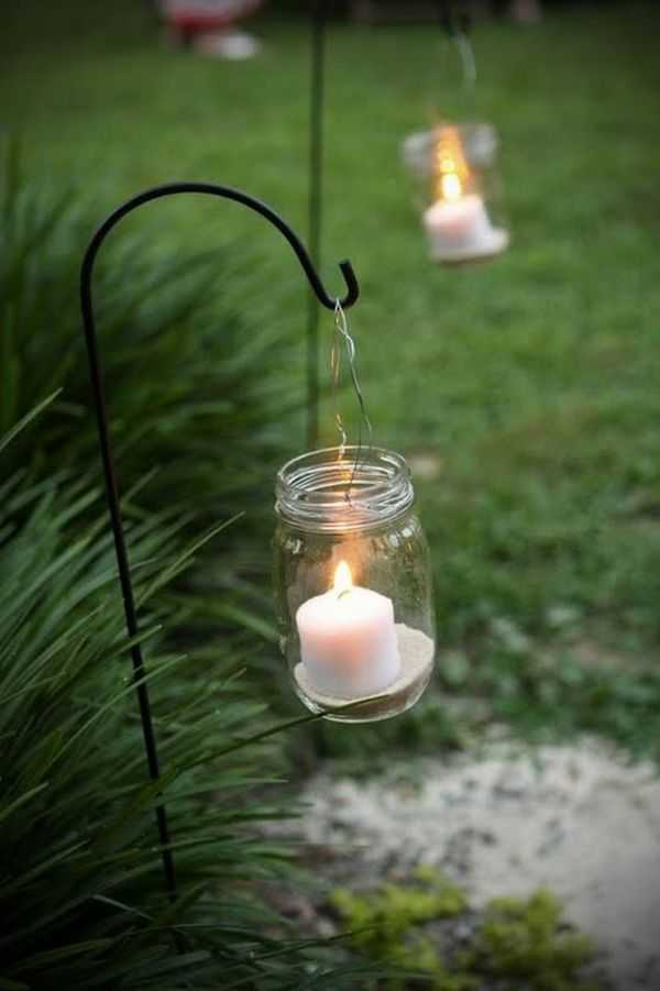 Check out these fantastic lighting ideas for backyards, front yards and gardens.