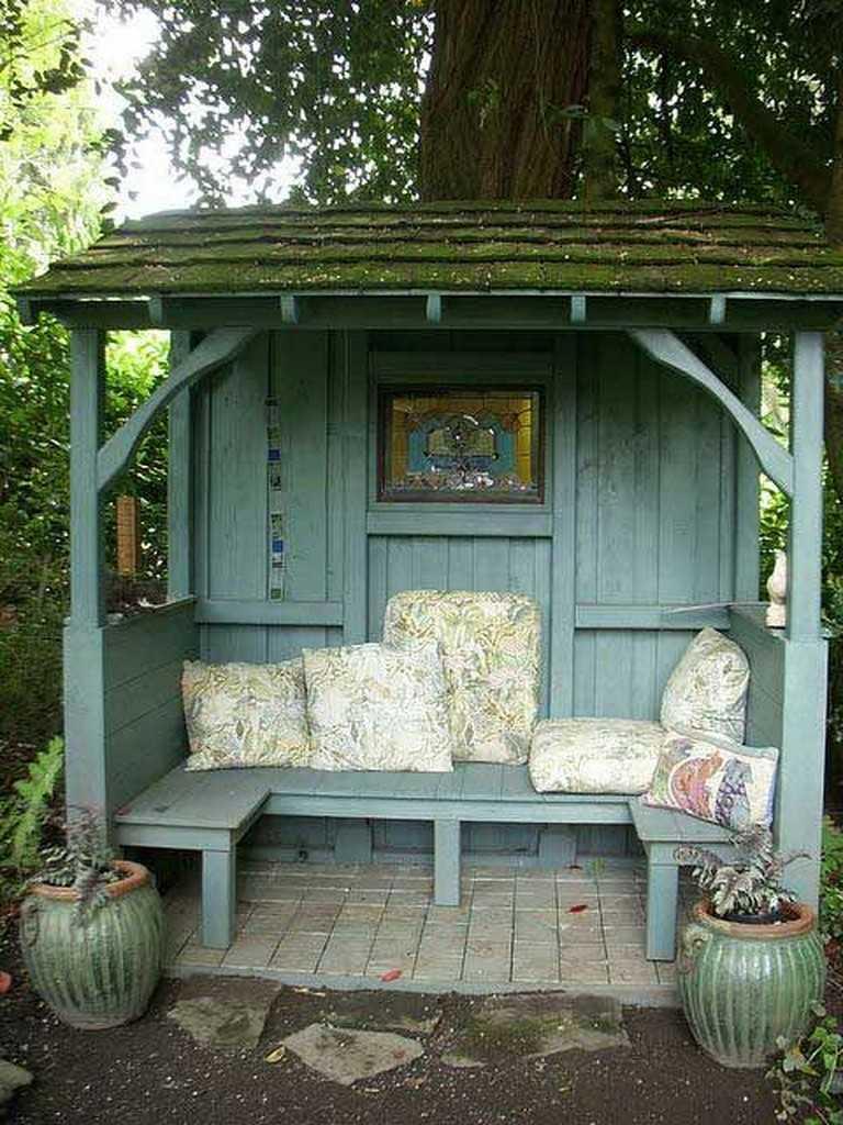 30 Amazing Backyard Seating Ideas - Gardenholic