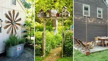 Fantastic Backyard Ideas On A Budget