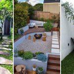Perfect Small Backyard & Garden Design Ideas