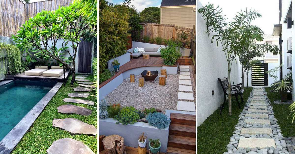 30 Perfect Small Backyard & Garden Design Ideas - Page 22 ... on Backyard Patio Layout id=99187