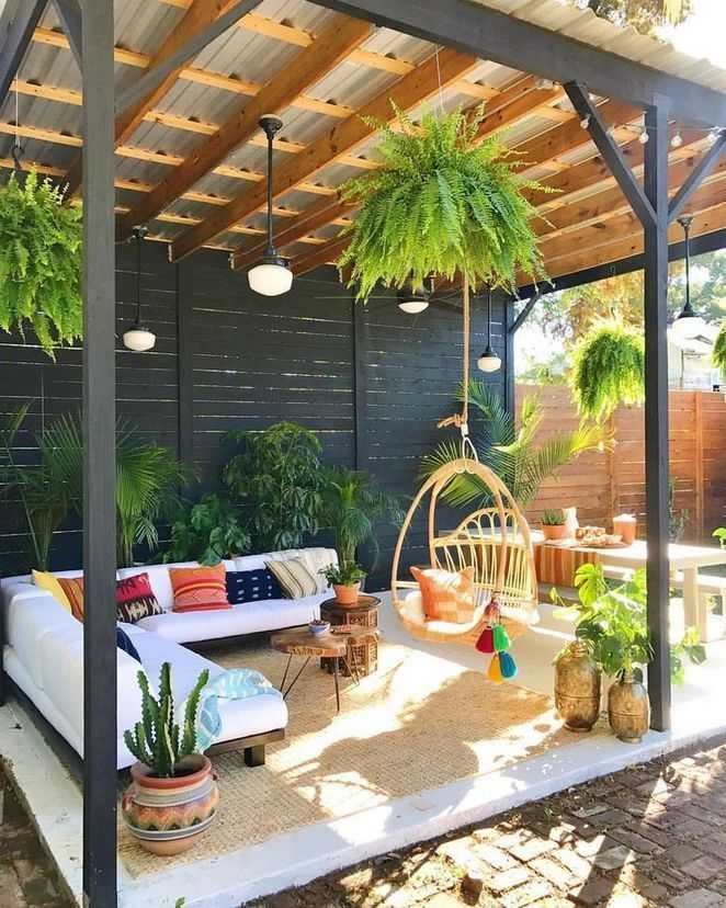 50 Beautiful Pergola Design Ideas For Your Backyard - Page ...