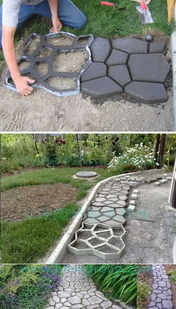 40 Simply Amazing Walkway Ideas For Your Yard - Page 23 of ... on Backyard Walkway Ideas id=84966