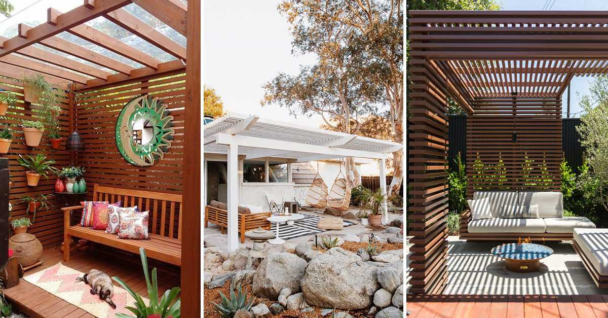 Outdoor Pergola Ideas