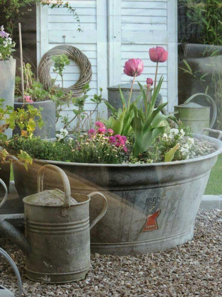 30 Simple And Rustic DIY Ideas For Your Backyard And ...