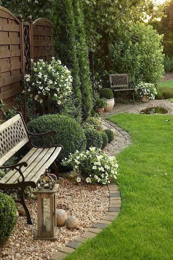 backyard landscaping ideas layout2