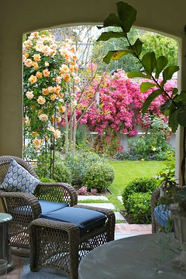 front yard ideas on a budget14