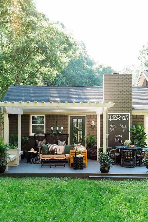 front yard ideas on a budget9