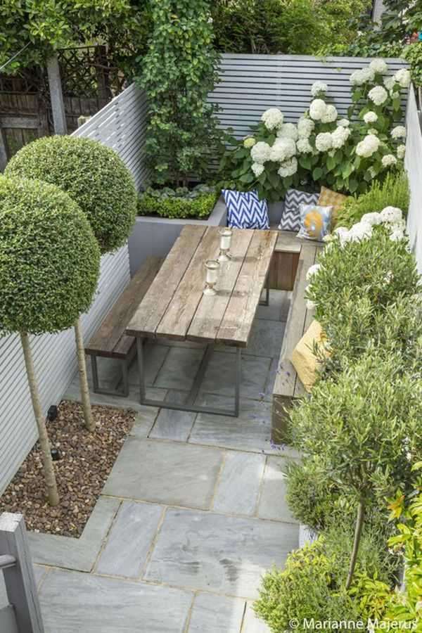 30 Amazing Small Backyard Landscaping Ideas That Will ... on Small Backyard Layout id=51192