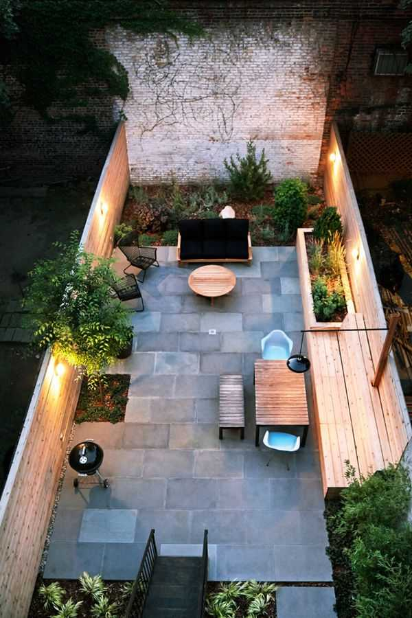 30 Amazing Small Backyard Landscaping Ideas That Will ... on Long Backyard Landscaping Ideas id=70267