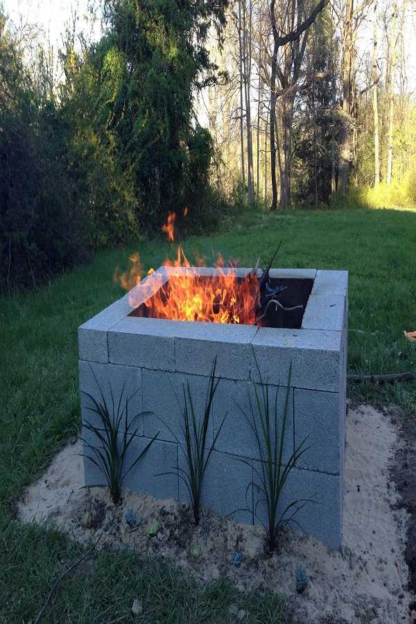 DIY Fire Pit Ideas11
