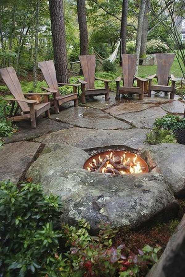 DIY Fire Pit Ideas16