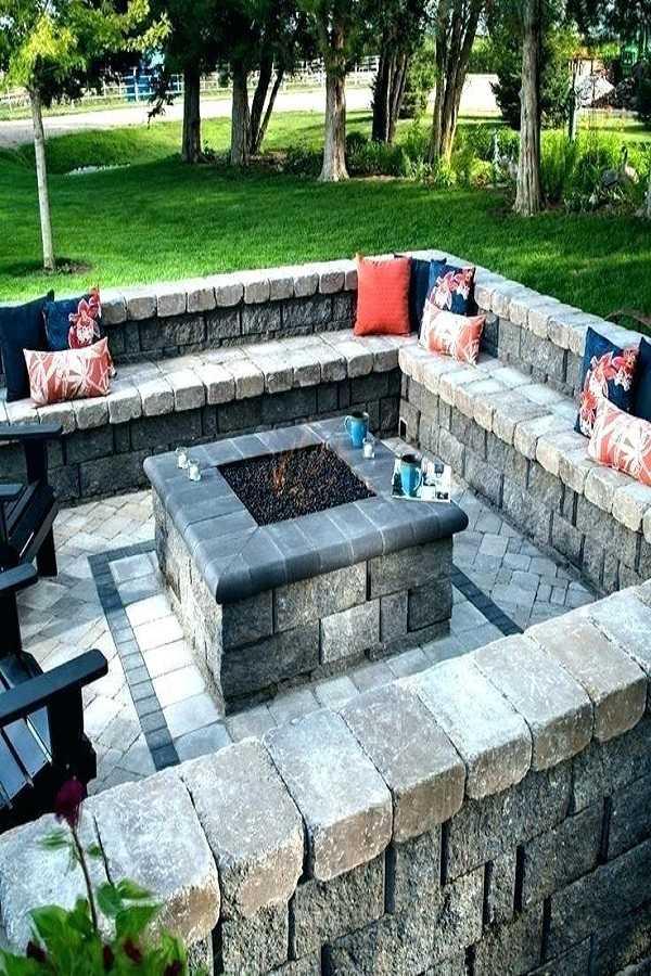 DIY Fire Pit Ideas20