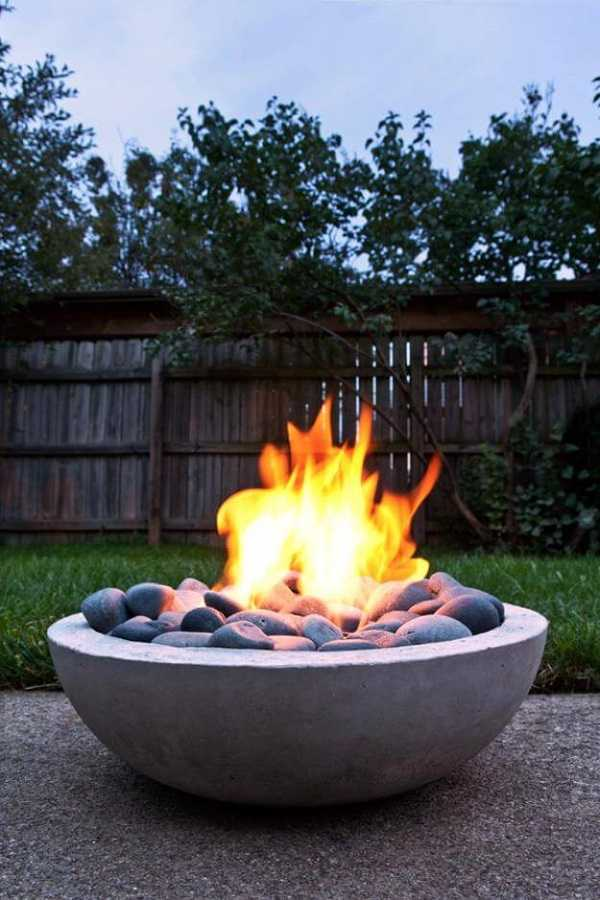DIY Fire Pit Ideas21