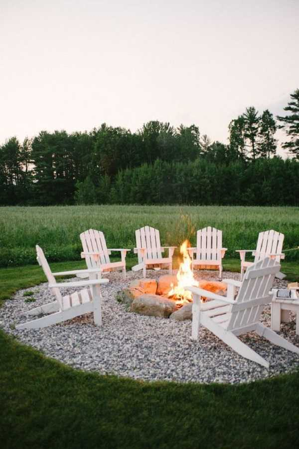 DIY Fire Pit Ideas22