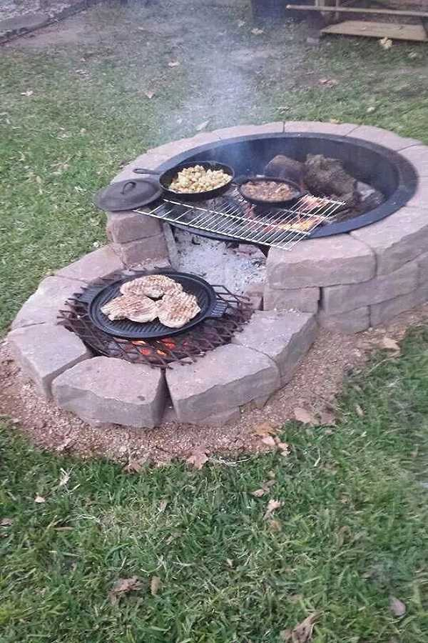 DIY Fire Pit Ideas3