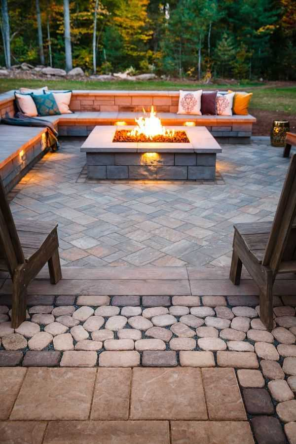 DIY Fire Pit Ideas7