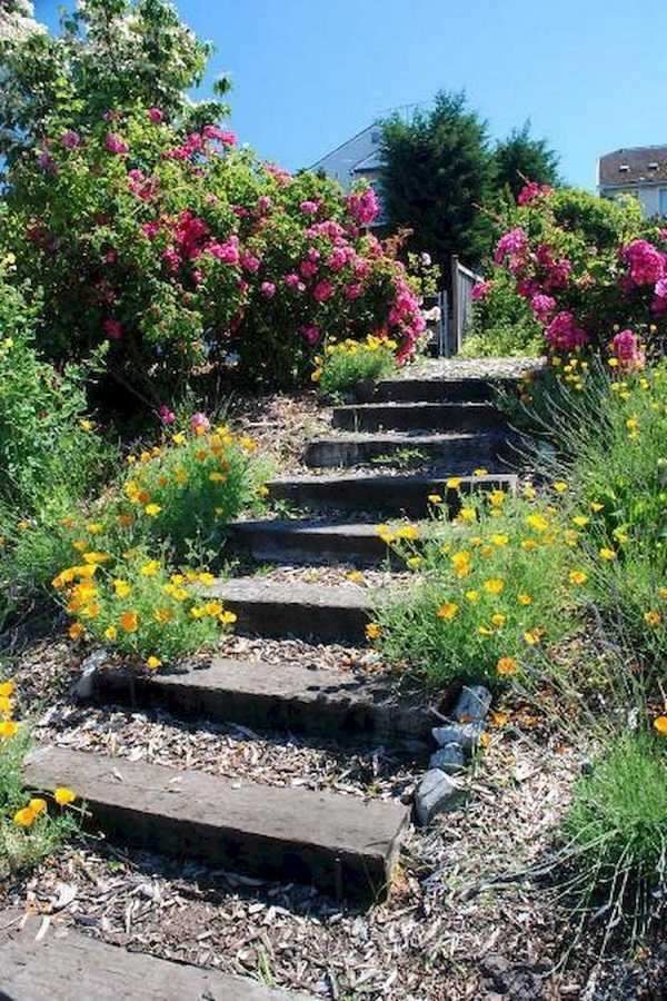 Cheap walkway ideas12