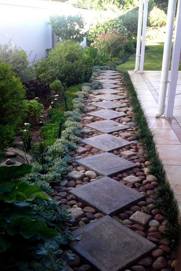 Cheap walkway ideas13