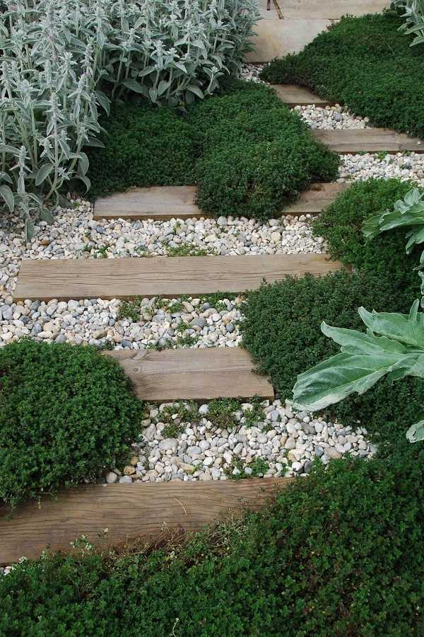 Cheap walkway ideas16