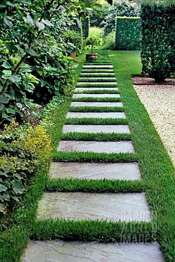30 Great Cheap Walkway Ideas on Backyard Walkway Ideas id=61662