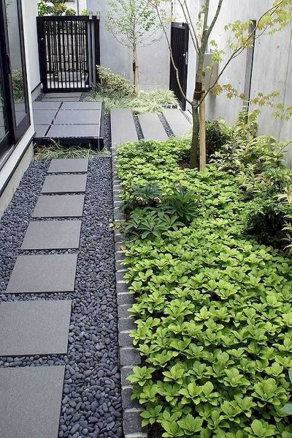 Cheap walkway ideas7
