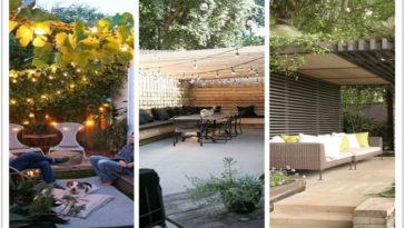 Pergola landscaping Design Ideas