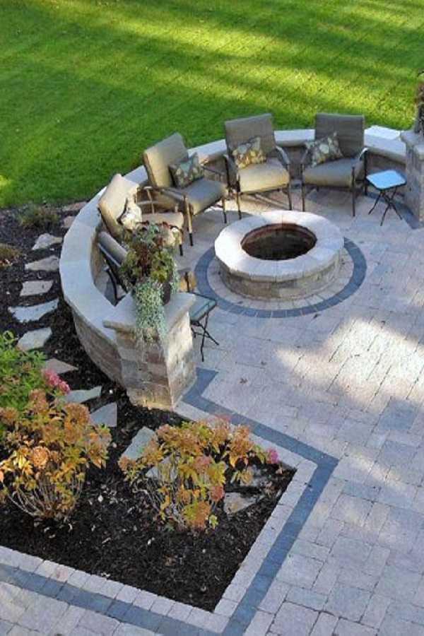 Pergola landscaping Design Ideas16