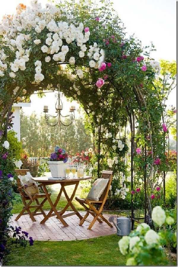 Pergola landscaping Design Ideas28