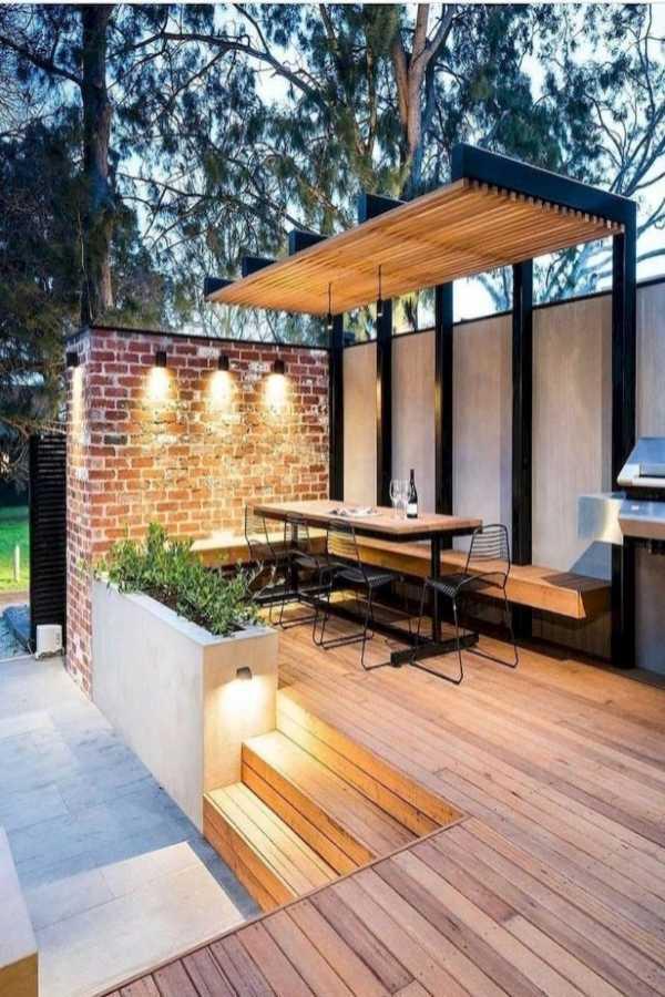 Pergola landscaping Design Ideas30
