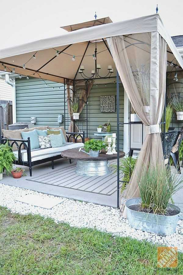 Pergola landscaping Design Ideas5