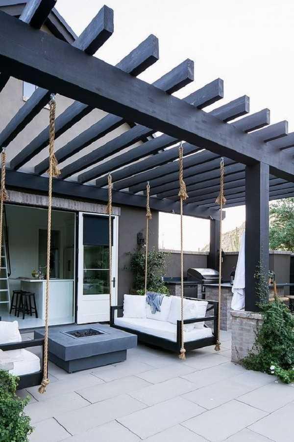 Pergola landscaping Design Ideas9