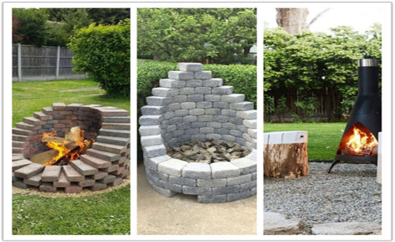 cheap Fire Pit Ideas
