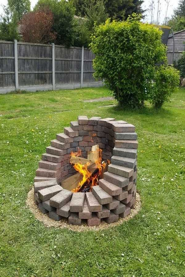 cheap Fire Pit Ideas1