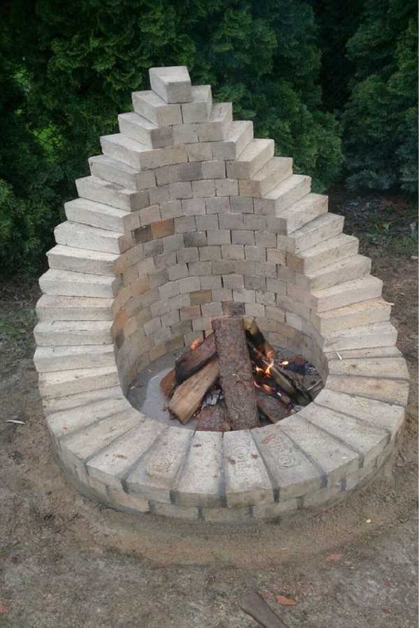 cheap Fire Pit Ideas13
