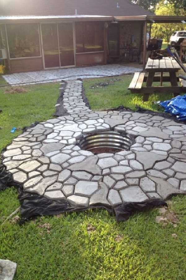 cheap Fire Pit Ideas22