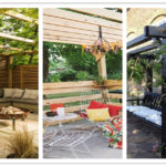 outdoor room Pergola Design Ideas