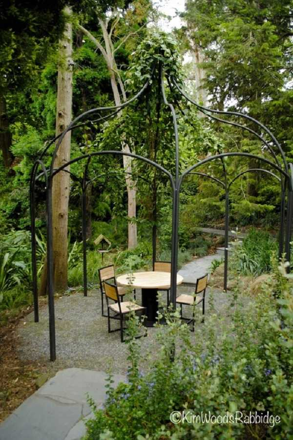 outdoor room Pergola Design Ideas18