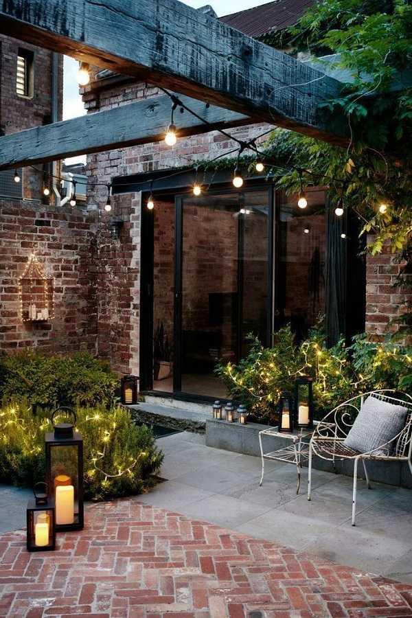 outdoor room Pergola Design Ideas6