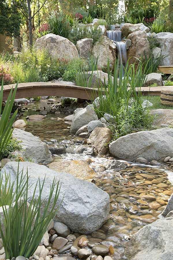 rain garden design ideas19