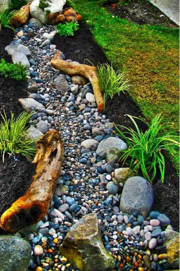 30 Great Rain Garden Landscaping Design Ideas
