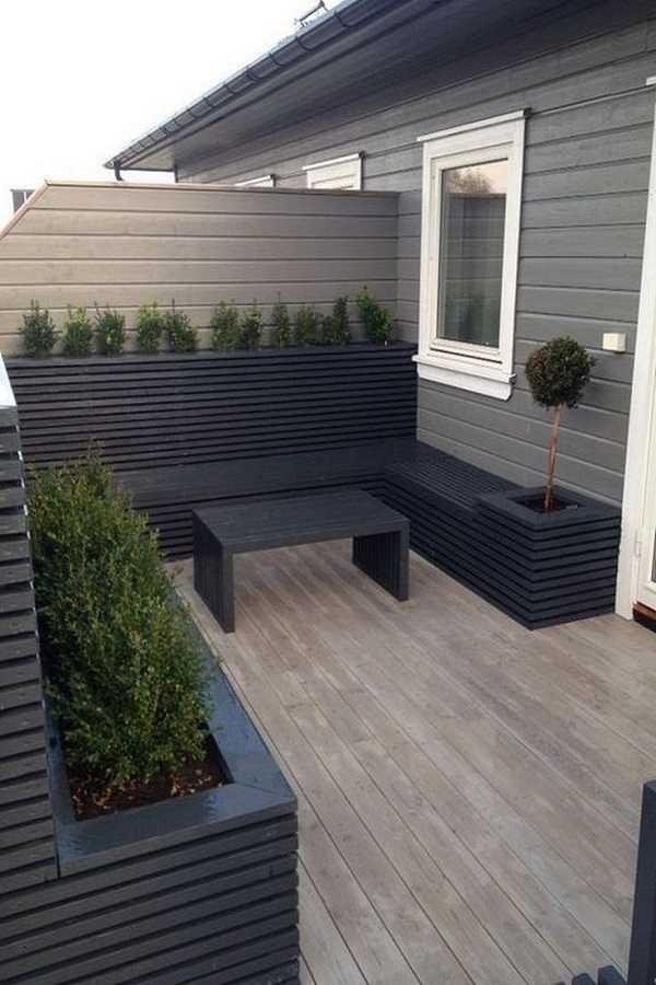 Block Paving Ideas For Gardens, 30 Beautiful Small Patio Design Ideas