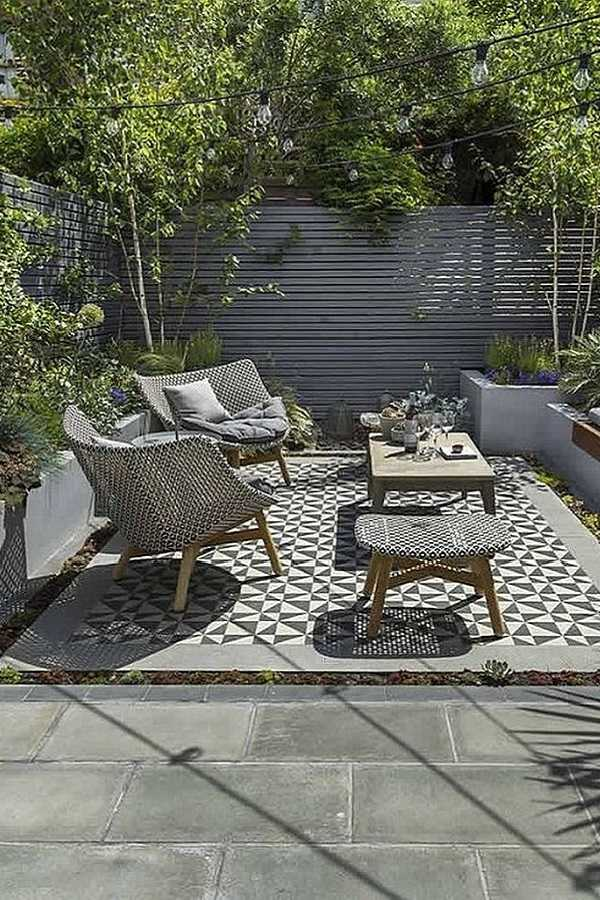 small Patio Design Ideas25