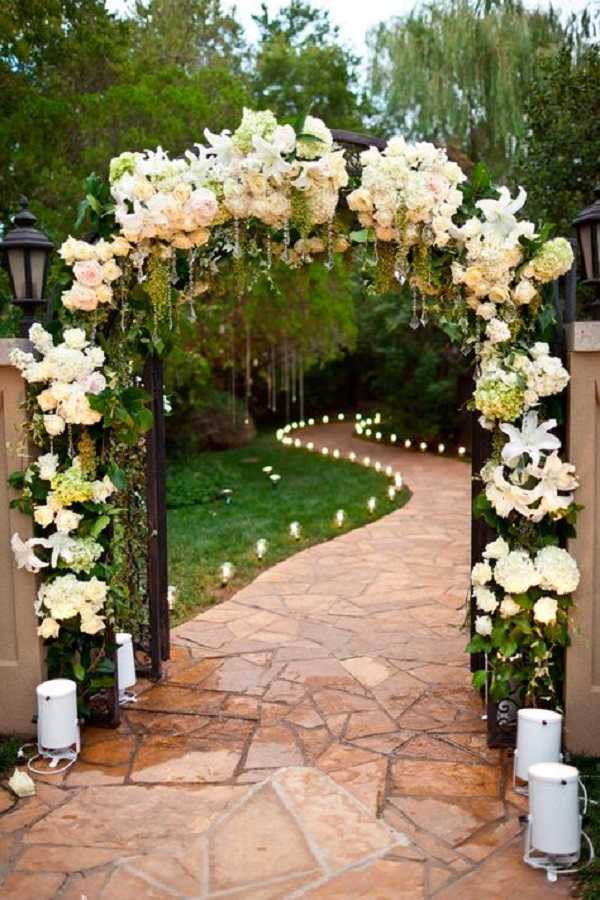 wedding walkway ideas1