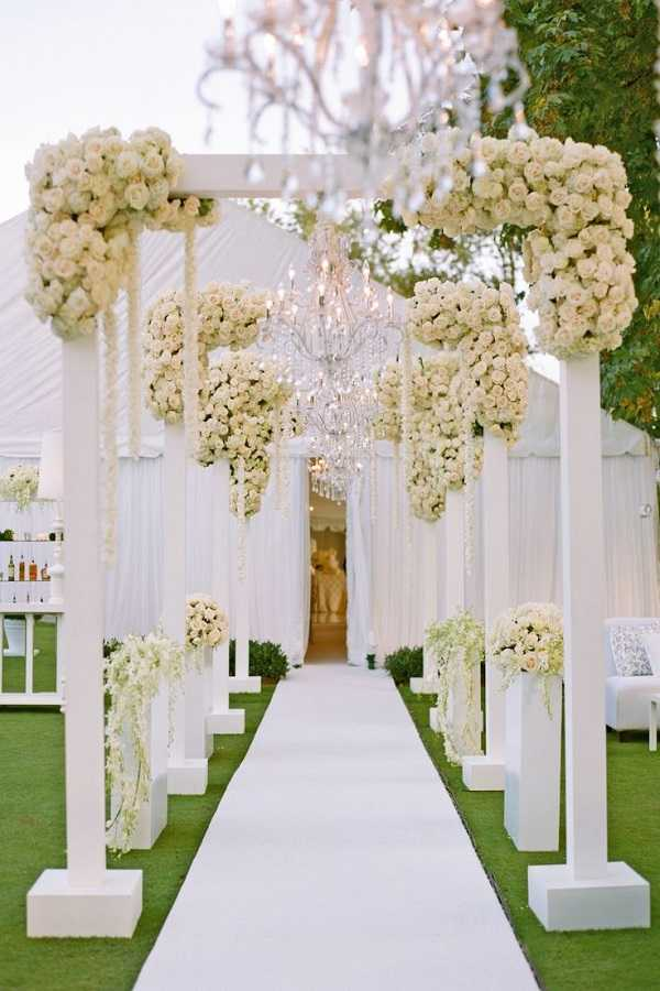 wedding walkway ideas14