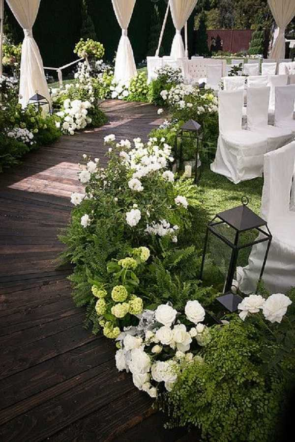 wedding walkway ideas17