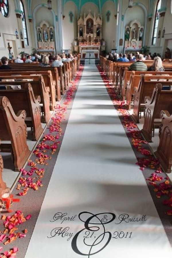 wedding walkway ideas20